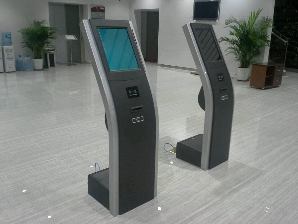 金笛短信应用于银行排队机-金笛子企业电子期刊