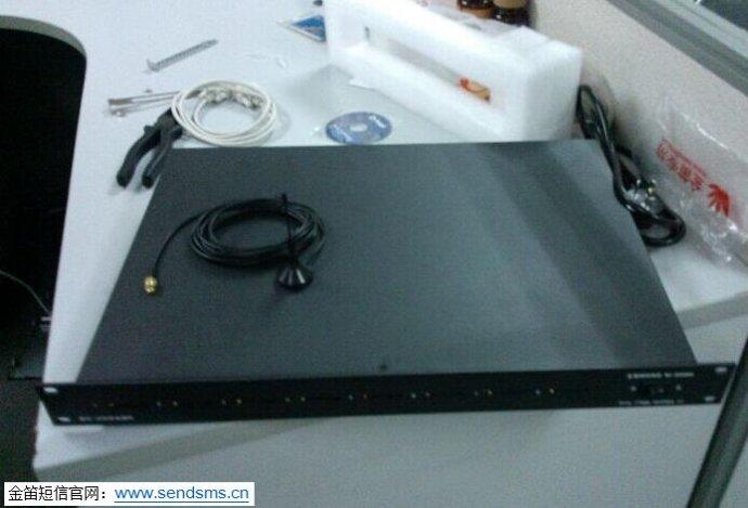 金笛国际版串口猫池应用广电系统